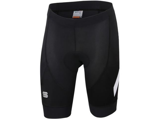 Sportful Neo Pantalones cortos Hombre, negro/blanco